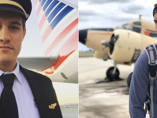 "Where to Keep Up With The Bachelor's ""Pilot Pete"" on Social Media"