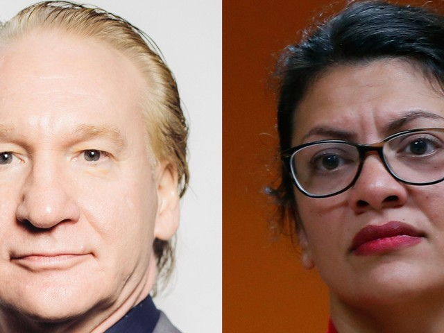 Bill Maher called the anti-Israel boycott movement 'A bulls--- purity test' after Israel barred supporters Reps. Ilhan Omar and Rashida Tlaib from visiting