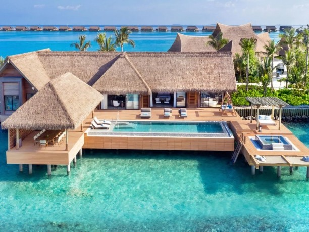 News: Waldorf Astoria Maldives Ithaafushi opens to first guests in Indian Ocean