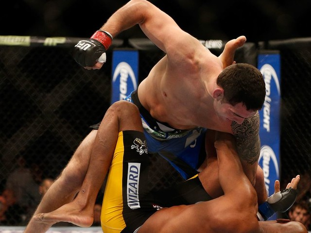 Weidman on famous KO of Silva: It was 'surreal'