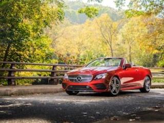 2018 Mercedes-Benz E-Class Cabriolet Gets Price Bump