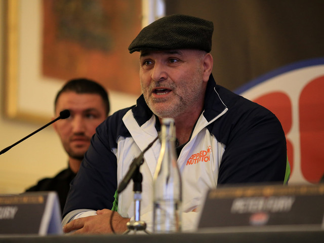 """'I Will Spank Eddie Hearn""""- Tyson Fury's Father Sparks New Beef With Anthony Joshua's Promoter"""