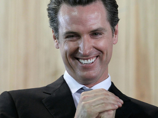 California Gov. Gavin Newsom signs bill requiring colleges to provide free abortions to students