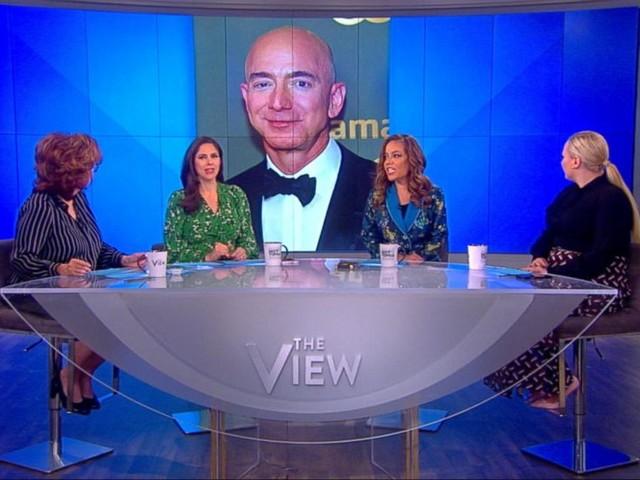 WATCH: Jeff Bezos should release selfies, op-ed suggests