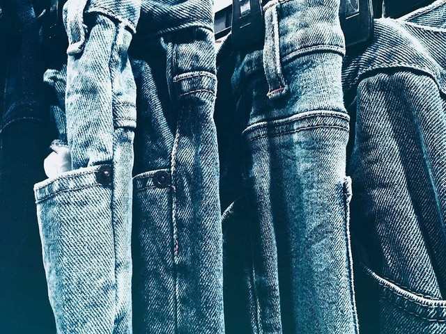 The top 3 rising denim trends consumers are searching & shopping