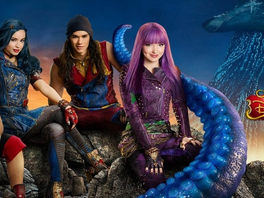'Descendants 2' Debuts to 13 Million Viewers