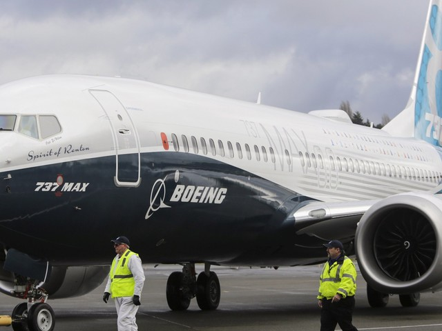 A Boeing executive reportedly shut down a theory during a meeting with American Airlines pilots about what might have led to the fatal Ethiopian 737 Max crash (BA)