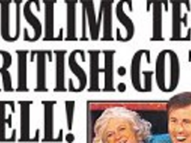 How The British Media Helps Radicalize People Against Islam