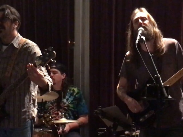Chris Robinson Joins Terrapin All-Stars For Velvet Underground Cover At Iron Springs