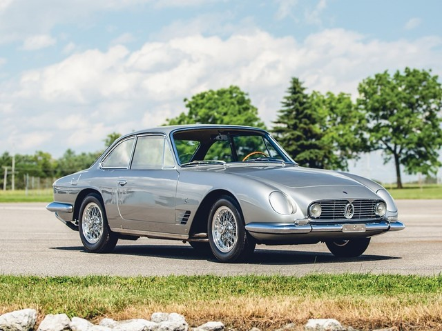 1964 Maserati 5000GT