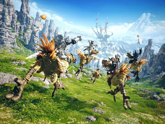 Square Enix Still Working To Bring Final Fantasy 14 To Xbox
