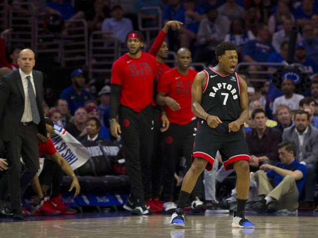 The Raptors need 'North Philly Kyle' Lowry to step up against the 76ers