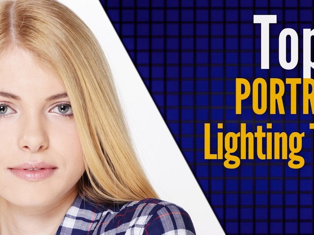 Video: Top 5 Portrait Lighting Tips For Beginners