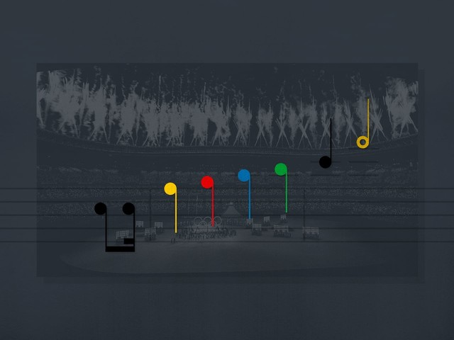 The music for the Tokyo Olympics Opening Ceremonies? It comes from video games.