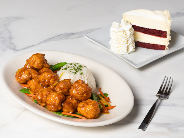 The Cheesecake Factory is offering $15 lunches, dessert included