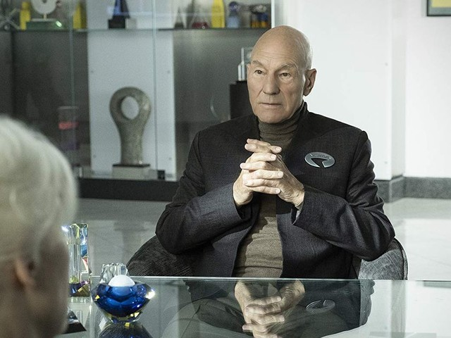 Anticipation for 'Star Trek: Picard' and Why You Should Be Watching 'Cheer'