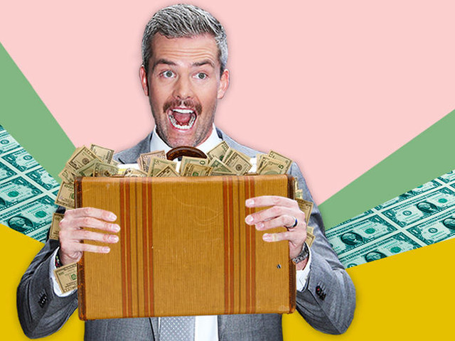 "Why Ryan Serhant sent $10,000 ""cash"" to clients"