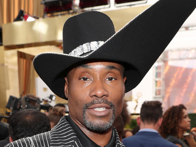 Billy Porter Confirms He's Playing the Fairy Godmother in 'Cinderella'!