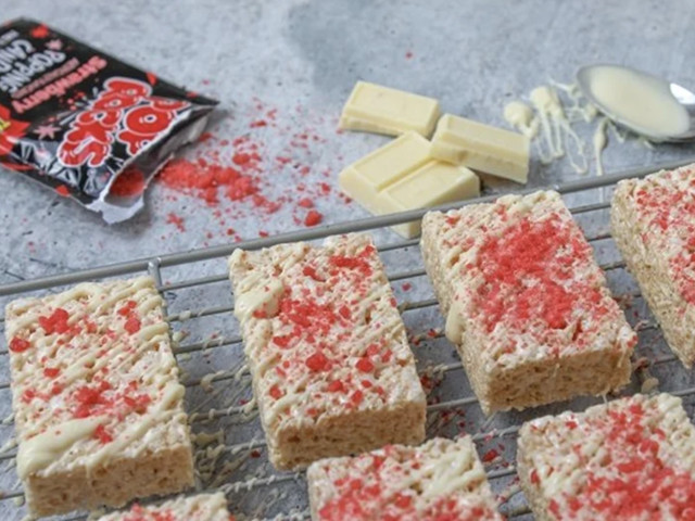 Red, White, and Blue Pop Rocks Recipes to Celebrate 4th of July with a Bang