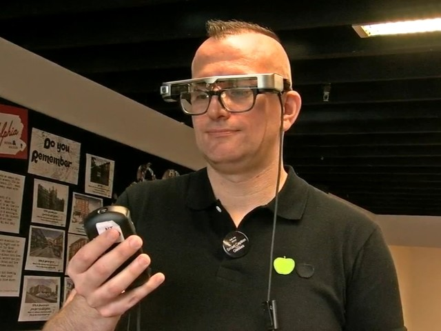 People's Light theater's smart caption glasses allow for enhance experience for people with disabilities