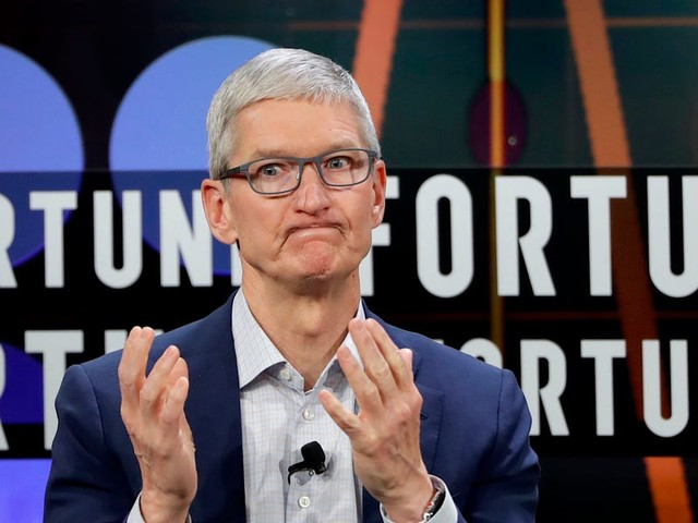 Apple warns that the coronavirus is expected to hurt quarterly revenue due to store closures in China and impacted iPhone production