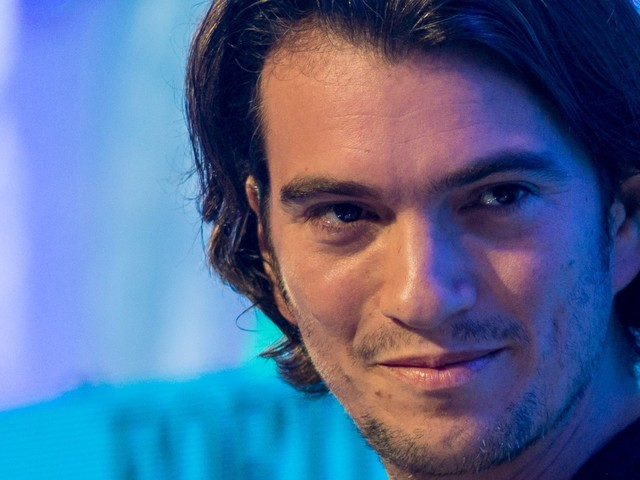 Here's who gets rich if WeWork has a successful IPO