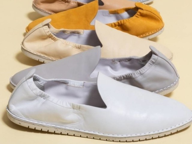 Megan Key Campos and Nick Lucio launch footwear brand Oncept