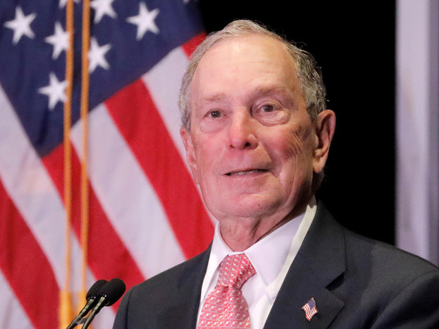I use my money, says Bloomberg, echoing Trump 2016 in attack on Democratic nomination rivals