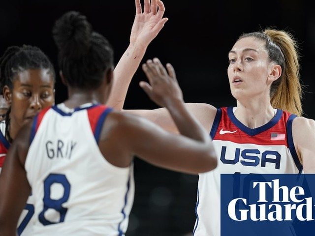Women's basketball: USA quell Japan challenge for 51st straight Olympic win
