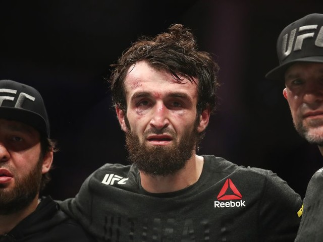 UFC rankings: Zabit up at 145, Volkov up at heavyweight
