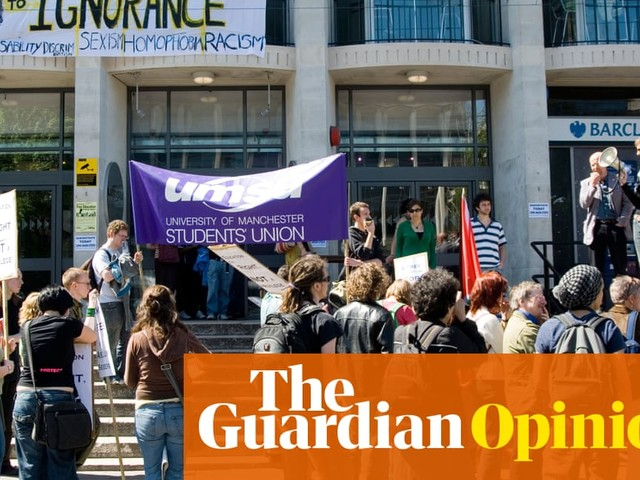 The university 'free speech crisis' has been a rightwing myth for 50 years | Evan Smith