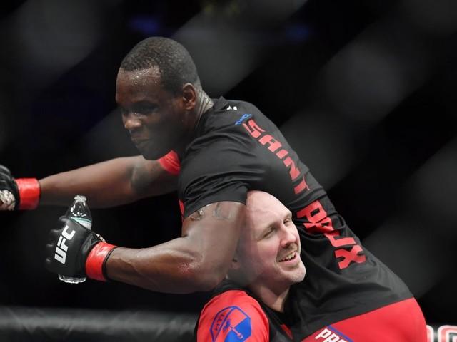 UFC Japan: Saint Preux vs. Okami - Fights to make