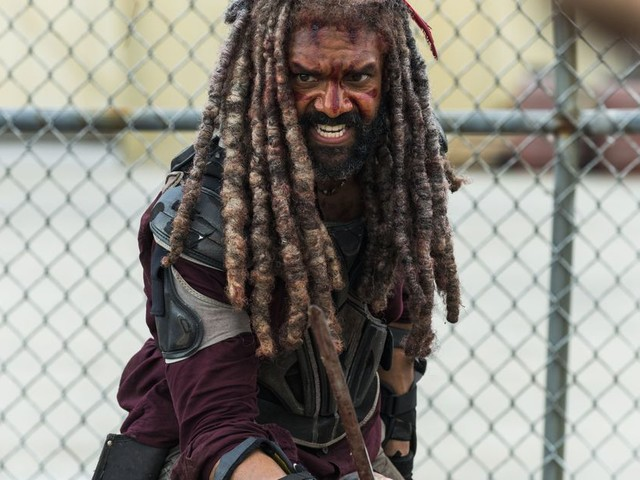 The Walking Dead Villain Watch season 8, episode 4: Some Guy