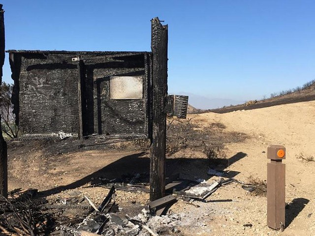 Canyon Fire 2 expected to be fully contained by Tuesday, fire officials say