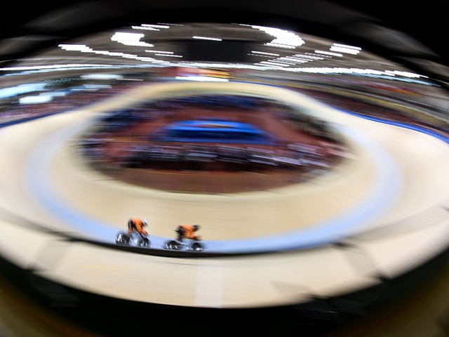 Italian cyclist impaled by 2-foot-long piece of wood during Belgium track race
