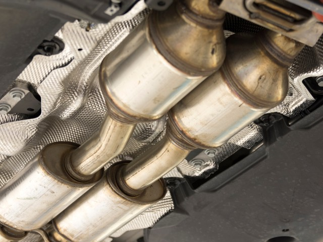 New target for thieves over past 2 years: Catalytic converters that clean up cars' toxic emissions