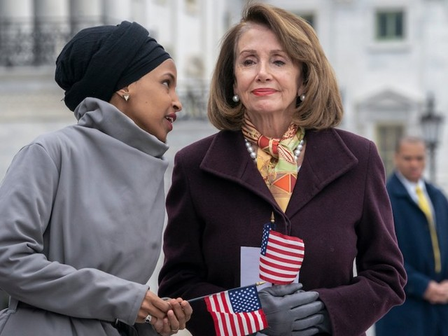 Ilhan Omar posts photos on Instagram from 'Mother Africa' with House Speaker Nancy Pelosi