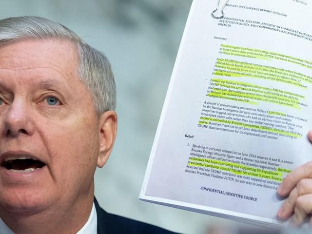 'This is not normal': Sen. Graham blasts FISA report findings in lengthy diatribe at Senate hearing