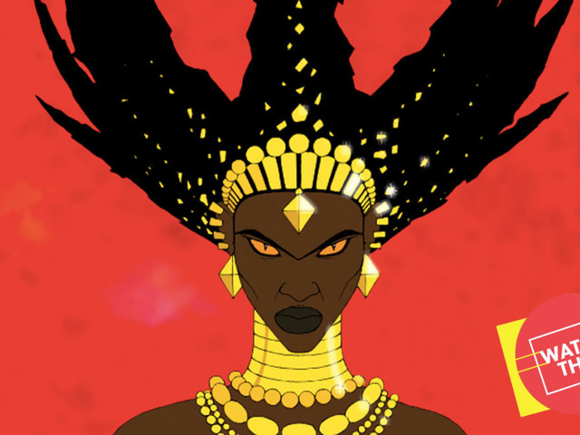 This gorgeous folktale mashup will broaden horizons—and give kids a new favorite hero