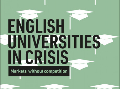 Authors discuss their new book on English universities