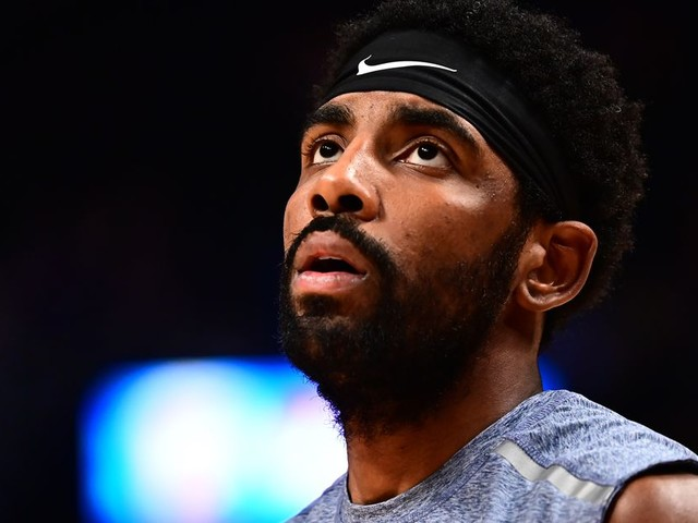 Kyrie Irving responds to Boston Celtics fans chanting 'Kyrie sucks'
