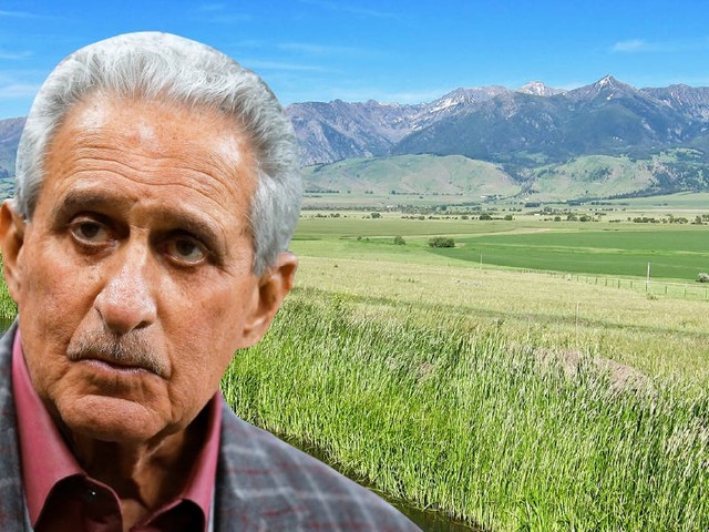 Arthur Blank, billionaire cofounder of Home Depot and owner of the NFL's Atlanta Falcons, just bought a $20 million Montana ranch. Take a look at the 9,300-acre property.