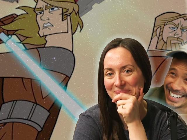 'Binge Mode: Star Wars': Genndy Tartakovsky's 'Star Wars: Clone Wars'