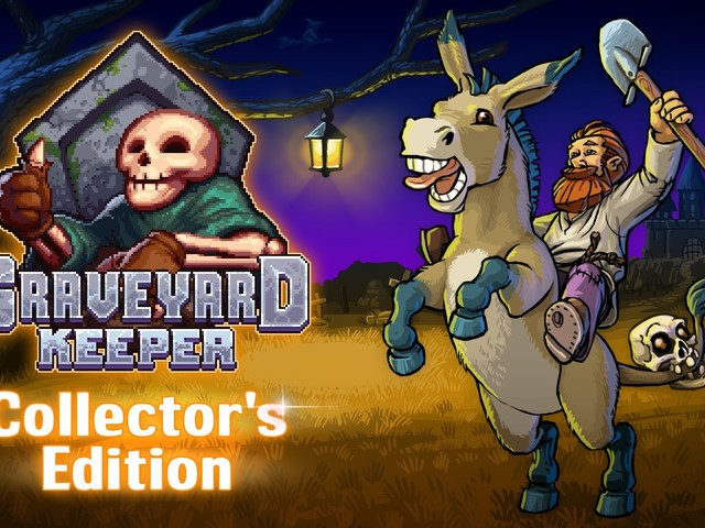 Graveyard Keeper Collector's Edition Is Now Available For Xbox One