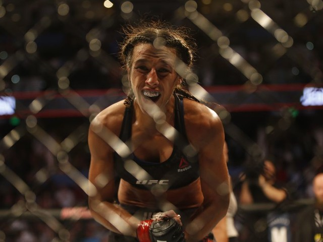 Jedrzejczyk wants Zhang title fight in stadium show in Poland