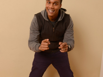 EXCLUSIVE: '211' Star Cory Hardrict Has Totally Different Daddy Feels With His New Baby Girl, And It's The Sweetest Thing