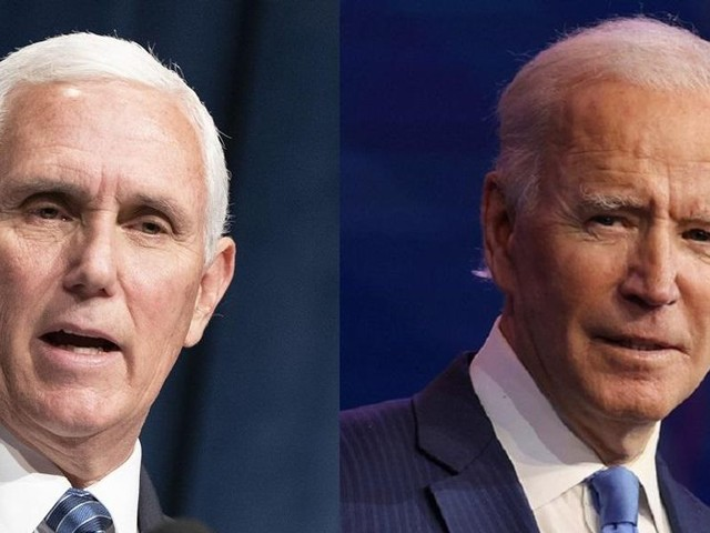 Pence to receive COVID-19 vaccine 'publicly' on Friday, Biden next week
