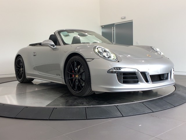 2015 Porsche 911--Carrera--4--GTS--Cabriolet