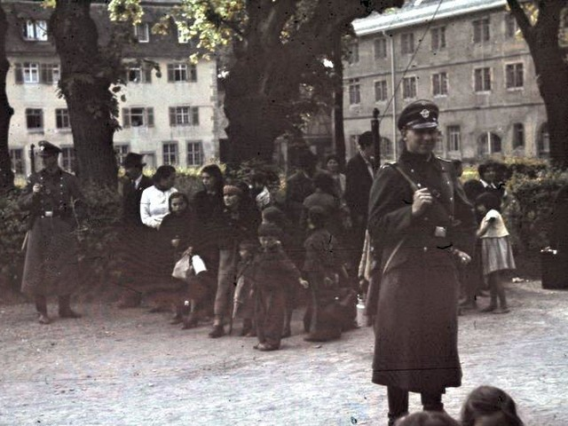 On This Day, Nov. 15: Nazi Germany orders Romany to concentration camps