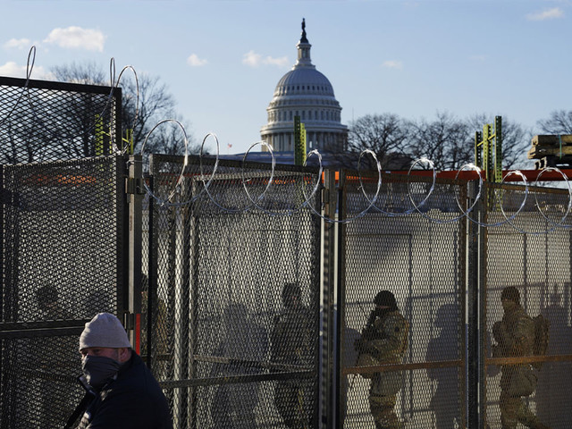 Joe Biden's inauguration goes off with no security issues in DC